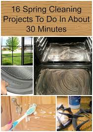 cleaning ideas 16 spring cleaning ideas to do in about 30 minutes how does she