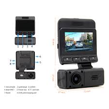 junsun 2 5 inch ips car dvr camera recorder fhd novatek 96658