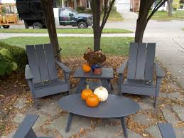 Recycled Outdoor Furniture The Michigan Landscape Blog - Recycled outdoor furniture