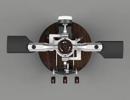 Desk Toys Helicopter Rotor Head Desk Toy Autodesk Online Gallery