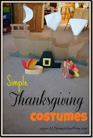 simple thanksgiving costumes for
