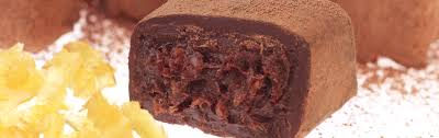 stem ginger chocolate truffles booja booja