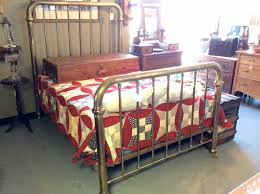 Beds  Bed Frames Finders Keepers Antiques  Furniture - Bedroom furniture springfield mo