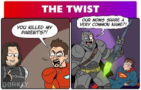 Superman Better Than Batman Memes - civil war vs dawn of justice dorkly post