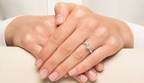 1 4 carat engagement ring ring solitaire engagement ring with a 1 4 carat in 14kt