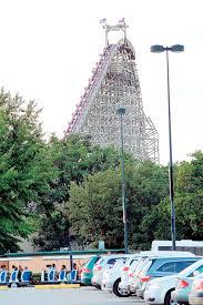 Six Flags Over Texas Calendar 2015 Six Flags Ride Death Investigated Albuquerque Journal