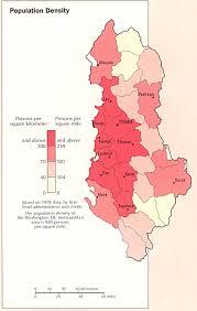 Population Density Map Population Density Map 1990