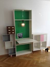 Diy Murphy Desk by Ikea Billy Desk U201cschwabinger 12 U2033 From Saustarkdesign Ikea