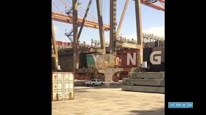 Nj Keate Home Design Inc Unloading A Container Ship At The Port Of Los Angeles Youtube