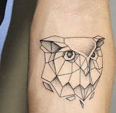 tattoos for men incredible geometric designs for inspiration