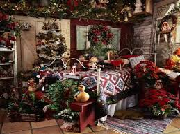 christmas bedrooms christmas home decorating ideas for bedroom