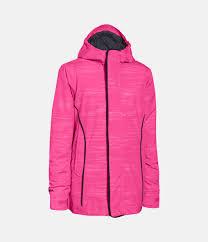 Under Armour Kids Clothes Girls U0027 Ua Coldgear Infrared Britton Jacket Under Armour Ca