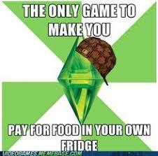 The Sims Memes - s media cache ak0 pinimg com 236x cf a5 aa cfa5aa3