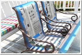 Amazing Spray Paint - photo of painting patio furniture ideas spray paint outdoor
