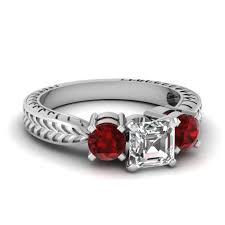 ruby engagement rings top styles of ruby engagement rings fascinating diamonds