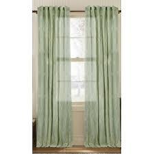Seafoam Green Sheer Curtains Seafoam Green Curtains Wayfair