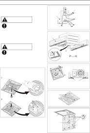 panasonic fan fv 05 11vk1 page 9 of panasonic ventilation hood fv 05 11vk1 user guide