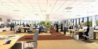 bureaux open space ça fait peur l organisation de votre bureau peut vous rendre malade