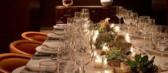 the james club private dining room magnificent mile chicago