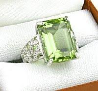 peridot engagement rings peridot engagement rings lovetoknow