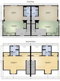 modular duplex floor plans highlands iv duplex log home floor plan blue ridge cabins final