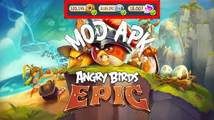 epic apk angry birds epic rpg v2 7 27111 4638 mod apk gameplay