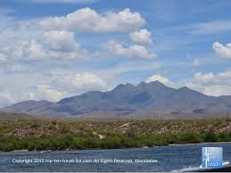 Arizona cruise travel images A scenic relaxing cruise around southern arizona 39 s saguaro lake jpg