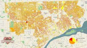 Loveland Colorado Map by The Blight Fighting Solution For Saving 40 000 Detroiters From