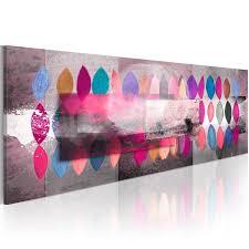 tableau original design peinture sur toile tableau abstrait collection de décorations