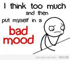 bad bad mood qoutes quote sad image 456675 on favim