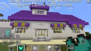 oggy cockroaches house minecraft pe