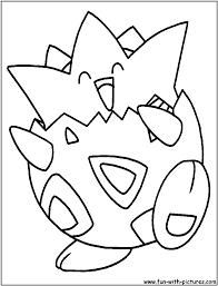 pokemon coloring pages togepi togepi coloring page pokemon pinterest pokémon pokemon
