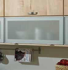 kitchen cabinets aluminum glass door merillat masterpiece epic in maple natura