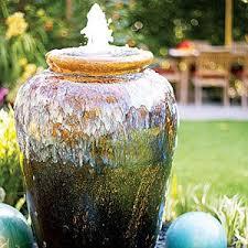 30 best fountains images on pinterest garden fountains garden