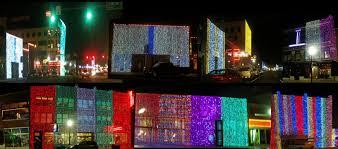 automobile alley christmas lights christmas light tour