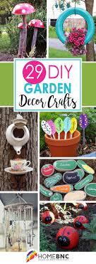 Craft Ideas For The Garden 29 Best Diy Garden Crafts Ideas And Designs For 2018