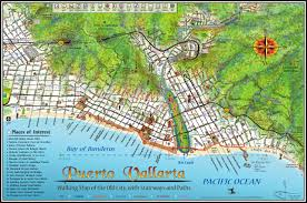 Guadalupe Mexico Map by Mapa Jeff Cartography Puerto Vallarta Maps