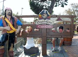 sightseeing saturday u2013 pirate u0027s cove adventure golf review and