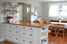 open kitchen cabinets and open shelving kinds of kitchen open