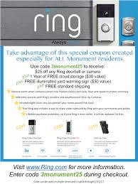 Ring Doorbell Reddit ring com video doorbell discount woodmoor improvement association