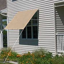 Pergola With Awning by Amazon Com Alion Home Sun Shade Privacy Panel With Grommets On 2