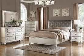 Pc Patricia Iii - Tufted headboard bedroom sets