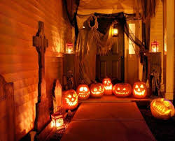 Halloween Party Ideas 9 Scary Brilliant Outdoor Halloween Decoration Ideas 13 Ways To
