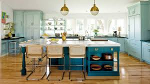 modern family kitchen southern living