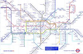 Map Of London England by London England