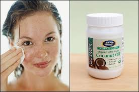 Oil Pulling Before Bed Reasons To Start Putting Coconut Oil On Your Face U0026 Skin