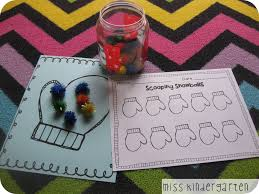 Math Decorations For Classroom Winter Math And Literacy Centers Miss Kindergarten