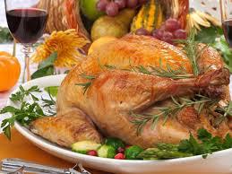 restaurants serving thanksgiving dinner near harrison harrison