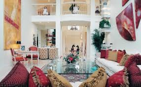 eclectic style eclectic style residence boca raton florida korn interior design