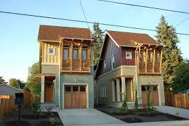 Narrow Lot 2 Story House Plans Reverse Living House Plans Australia House Plans